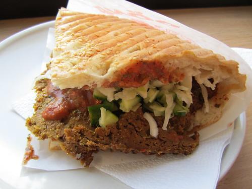 Voner Seitan Sandwich