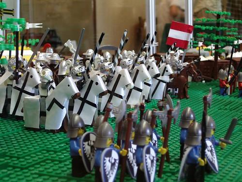 Custom minifig custom minifig knights