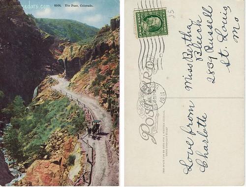 Ute Pass 7-28-1911