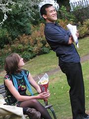 Hannah and Ed