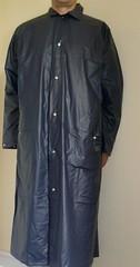 Regenmantel PVC (lulax40) Tags: fetish vinyl plastic gummi raincoat pvc raingear fetishist regenmantel rubberist