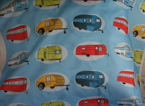 Fabric Of the Week: Travel Winner by The Bella Modiste