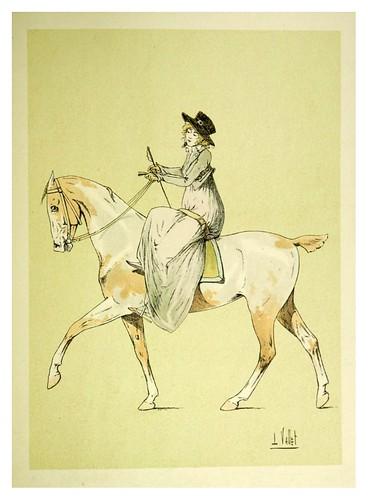 019-En el año VIII-Le chic à cheval histoire pittoresque de l'équitation 1891- Louis Vallet