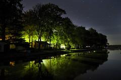 Stars (JSmith Photo) Tags: light sky moon night dark stars michigan satellite moonrise milkyway easttawas