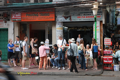 Saigon Backpackers Area 001