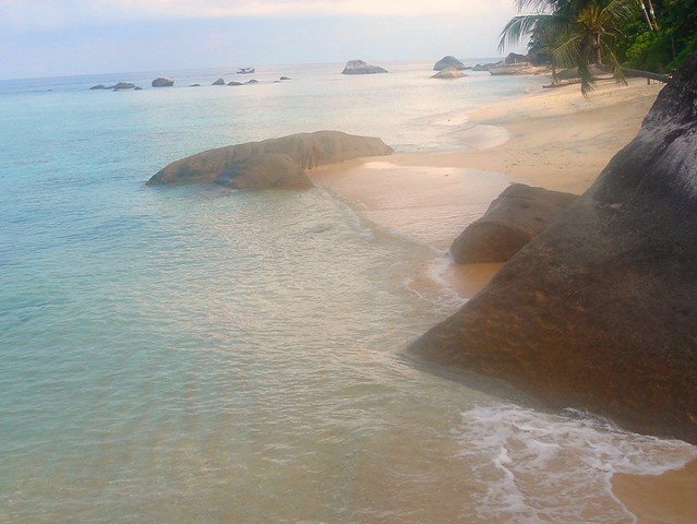 Coastline at Japamala Resort