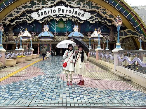 Sanrio Puroland 02