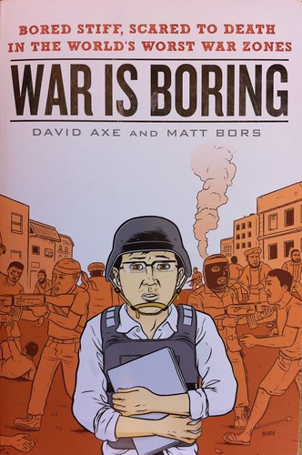 war is boring cover