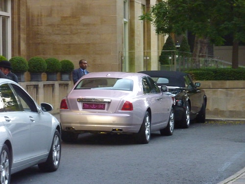Rolls Royce Ghost And Phantom. Rolls Royce Ghost