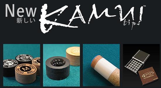 New Kamui Tips introduced to the US 7/17/2009 Las Vegas Nevada - Kamui Pub Con