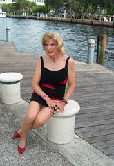 C Laura BANDAID DRESS 71810 (lwhitets) Tags: saturday riverwalk at