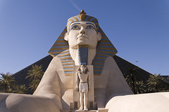 The Sphinx (2), Luxor Las Vegas