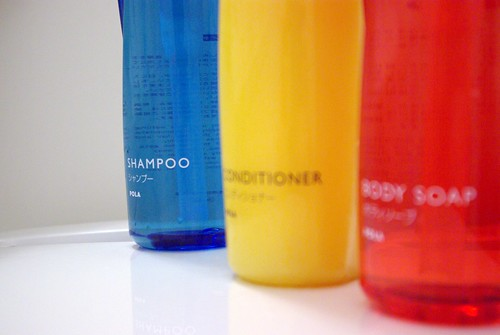 Soaps and Shampoos by takot, on Flickr