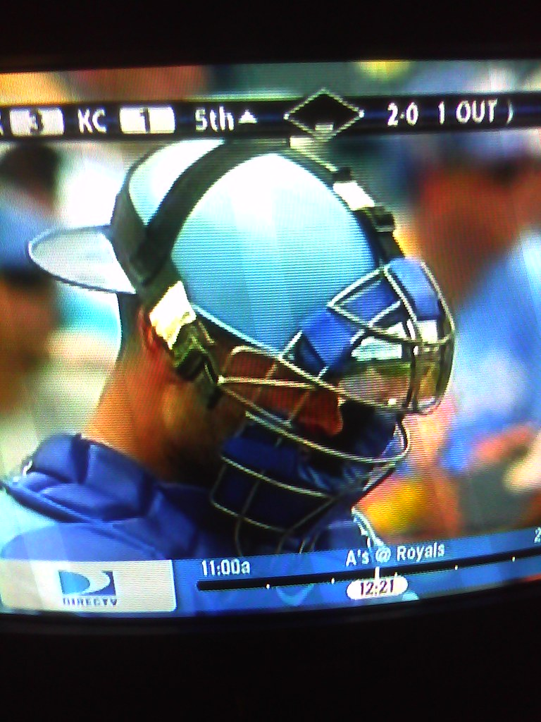 Catchers Helmet Visor