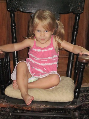 great-great-great-grandma's rocking chair