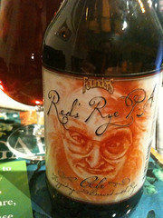 Founders Red's Rye P. A.