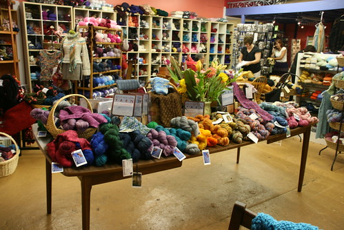 Destination Yarn Trunk Show
