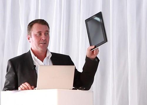 Toshiba Tablet Prototype