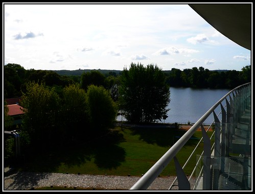 Hotel-Balkon