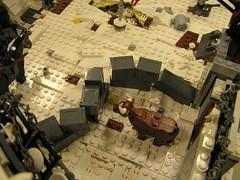 ApocaLEGO Wall Section (Tervlon) Tags: lego postapoc apocalego wamalug