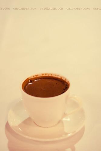 Degustation at Ottoman