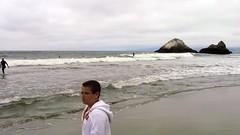 Dreaming of surfing (DrDave1000) Tags: sanfrancisco surf sean landsend 13yo
