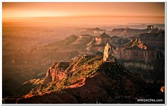 Sunrise @ Point Imperial - Grand Canyon North Rim (California CPA) Tags: arizona usa sunrise lumix desert grandcanyon olympus panasonic northrim toprint gf1 pointimperial micro43 918mm