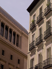SM700064.jpg (Keith Levit) Tags: madrid windows building window wall architecture buildings photography spain europe exterior balcony fineart pillar columns architectural spanish balconies column walls railing pillars railings exteriors levit faade keithlevit keithlevitphotography