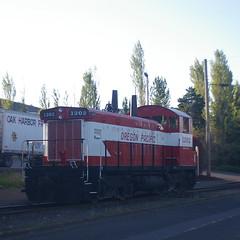 OPR 1202 at rest