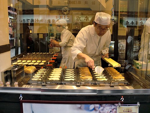 Taiyaki Making 02