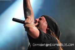 Eluveitie (Heavyworlds.com - Photogallery) Tags: camp anna metal folk live kai meri murphy pagan 2010 brem chrigel tadic eluveitie heavyworlds
