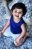 MOHEB (irfan cheema...) Tags: blue boy portrait white face kid eyes child son toiledejouy moheb irfancheema