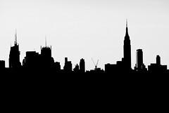 Manhattan Skyline (FriendofLight) Tags: skyline nikon manhatten d80