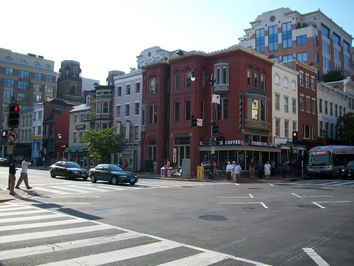 Washington, DC's Chinatown Neighborhood