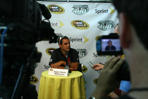 Montoya talking Indy
