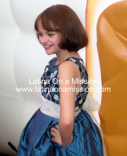 Joey King at the NYC Ramona and Beezus Screening