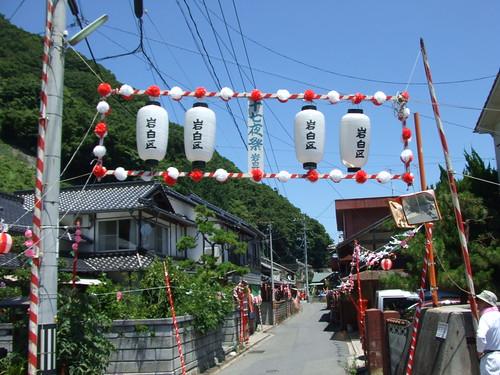 大崎上島 きのえ十七夜祭 画像 13