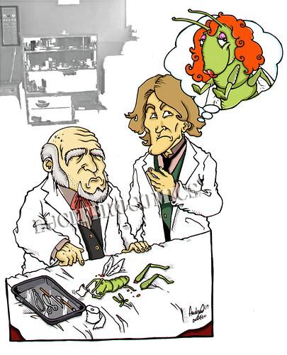 I sadici esperimenti del dottore