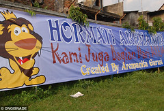 Aremania (Ongisnade.net) Tags: indonesia malang arema aremania aremaindonesia