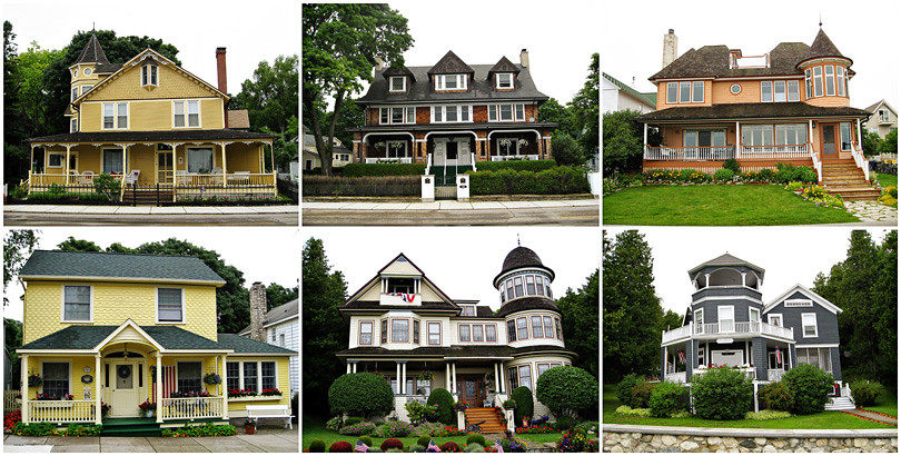 Homes of Mackinac Island