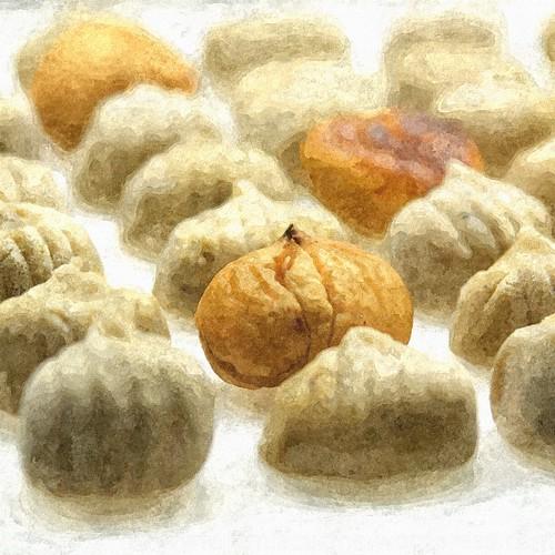 Gnocchi di Castagne