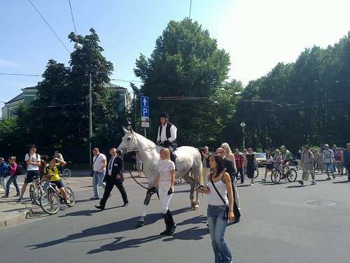 Horseman of Mystery