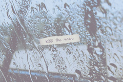 37/365 Kiss The Rain [Explored FP] (jaaanet ) Tags: music art water rain writing droplets kiss rainyday creative piano blues note raindrops tones kisstherain yiruma printgiveaway