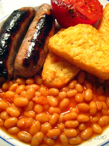 Full English - Weeknight Dinner