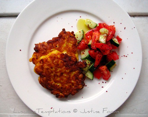 Sweetcorn Fritters - Weeknight Dinner