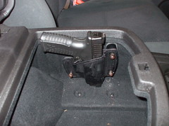 2008 Avalanche Center Console Mount