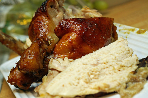 honey lime chicken cooked