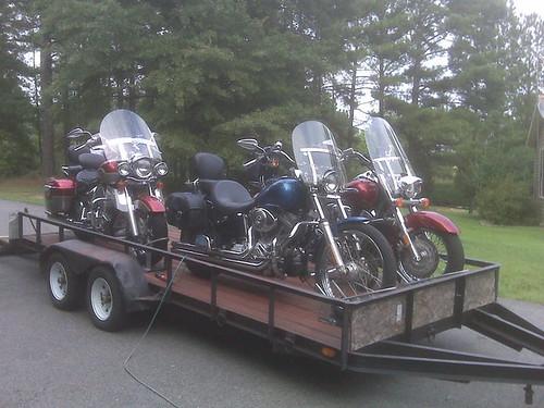 trailer bikes