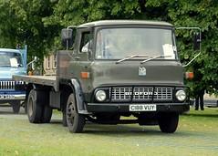 Bedford TK C188VUY (fryske) Tags: truck vintage bedford lorry tk transpennine