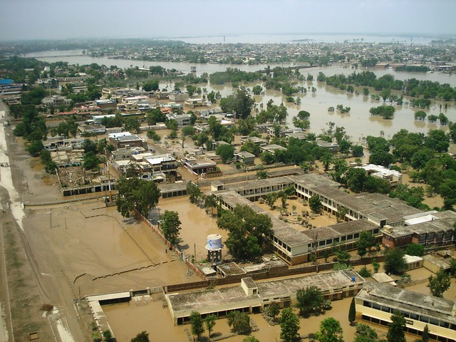 Threat of flood in Khyber Pakhtunkhwa 14 districts declared most sensitive